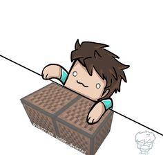 Bongo Herobrine by Vruzzt - Yıldız Fırsat Minecraft Ships, Minecraft Comics, Minecraft Funny, Minecraft Games, Minecraft Fan Art, Minecraft Designs, Minecraft Drawings, Minecraft Pictures, Arte Peculiar