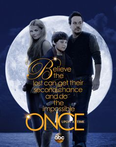 once upon a time season 3 believe posters - Google Search