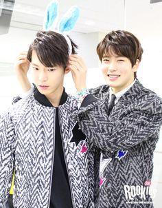 #DoYoung & #Jaehyun // #DoJae <3 (DoYoung b-day)