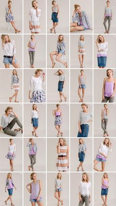 Mix and match: 13 going on 30 outfits. ShopRuche.com, Vintage Inspired Clothing, Affordable Clothes, Eco Friendly Fashion