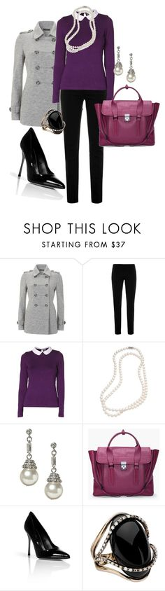"""""""Untitled #122"""" by chloe-604 ❤ liked on Polyvore featuring Mint Velvet, Diane Von Furstenberg, Vero Moda, Brooks Brothers, Banana Republic, 3.1 Phillip Lim and Sergio Rossi"""