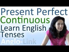 Present Continuous / Present Perfect Continuous - Learn English Tenses (Lesson 2) - YouTube