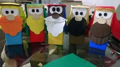 Diy And Crafts, Crafts For Kids, Youth Activities, Church Crafts, Sunday School Crafts, Kids Church, Puppets, Bible, Children