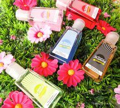 gels antibactériens - merci handy - makeupbyazadig - spring