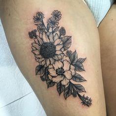 Lydia Hazelton at Blue Cardinal Tattoo, West Yorkshire West Yorkshire, Brand New Tattoos, Black Light Tattoo, British Tattoo, Cardinal Tattoos, Magnolia Tattoo, Neo Trad Tattoo, Korean Tattoo Artist, Tattoo Trends
