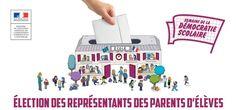 Date duvote / scrutin Vendredi 09 octobre 2015 Principes du déroulement du vote Comment? Les parents expriment leur suffrage au bureau de vote de l'établissement scolaire fréquenté par leur enfan...