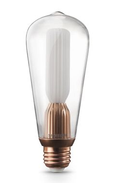 Products we like / #See ThroughTextureCopperTransparentlight bulbSamsung / at leManoosh