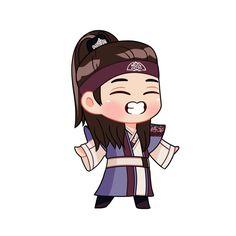 Bts Wallpaper Fanart Chibi 45 Ideas For 2020 Fanart Bts, Taehyung Fanart, Bts Taehyung, Jimin, Bts Chibi, Cartoon Wallpaper, Bts Wallpaper, V Hwarang, Bts Anime