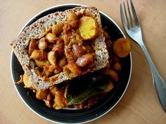 Eats Well With Others: Bunny Chow a.k.a South African Curry in a Bread Bowl