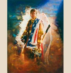 Image Detail for - No Greater Love by Ron DiCianni | Christian Art - Christian Framed ...