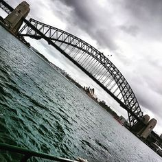 A huge 15km walk around Sydney today even in the rain it's still a beautiful sight. by ra_k_ http://ift.tt/1NRMbNv