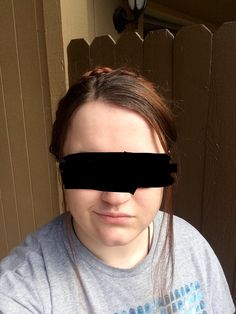 [F]inally found a 'do that stays (with the help of bobby pins)!