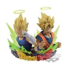 Dragonball Z Figuration Vol. 2 Büste SSJ Goku & Vegeta 7 cm