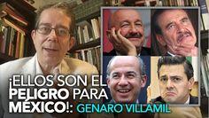 Ex-Presidentes y Peña crean TUCAM (Todos Unidos Contra AMLO): Genaro Vil...