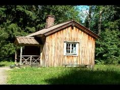 Aleksis Kivi: Koto ja kahleet (1852-55) - YouTube Literature, Shed, Outdoor Structures, Cabin, House Styles, Youtube, Books, Home Decor, History