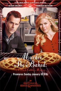 "Its a Wonderful Movie - Your Guide to Family Movies on TV: Hallmark Movies & Mysteries presents ""Murder She Baked: A Peach Cobbler Mystery"""