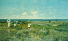 「william merritt chase paintings」の画像検索結果