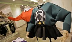 Fresh, young and chic! Galeries Lafayette brings to Beijing the latest trends from Chinese fashion designers.  | Earth to iris