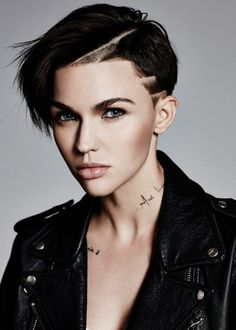 introwersja: Ruby Rose