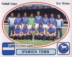 Ipswich Town F. in season English Football Teams, Uk Football, Football Program, Ipswich Town Fc, Team Photos, England, Club, Baseball Cards, Logo
