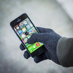 Touchie - touchscreen-handschoenen