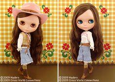 Takara-Tomy-CWC-Shop-Limited-Neo-Blythe-Urban-Cowgirl-1-6-12-034-Fashion-Doll