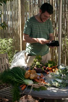 Matt Allison: responsible for introducing the word 'curate' into local vocabulary, champion of sustainable food. Sustainable Food, Happy People, Cape Town, Vocabulary, South Africa, Champion, Gardens, Marketing, Vocabulary Words