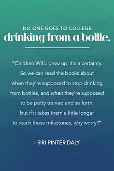 Here's an inspirational parenting quote from Siri Pinter Daly.