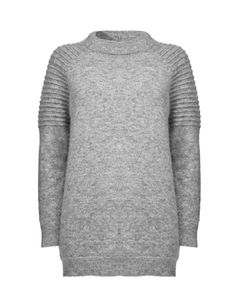 Tiger of Sweden-Weslia pullover- smoke