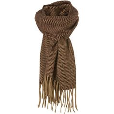 Scarves - Mens Winter Accessories - TOPMAN (280 ARS) ❤ liked on Polyvore featuring men's fashion, men's accessories, men's scarves, scarves, accessories and mens scarves