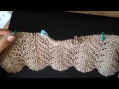 Knitting Videos, Lace Shorts, Crochet Earrings, Stitches, Youtube, Women, Crochet Jacket, Knitting, Sacks
