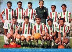 EQUIPOS DE FÚTBOL: PALESTINO en la temporada 1967