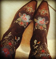 Cowgirl Boots (Old Gringo)