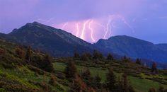 20 дивовижних фотопейзажів Українських Карпат. Природа українських гір.