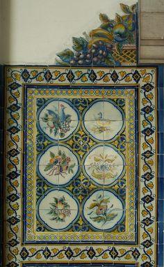 All sizes | Lisboa - azulejos, Mercado da Ribeira | Flickr - Photo Sharing!