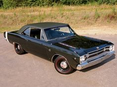 1968 Dodge Dart GTS 440 I'd rather a Hemi but will settle for this