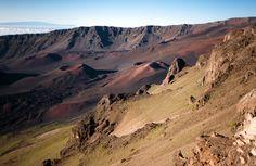 Haleakala Crater, Maui | Navid Baraty Photography