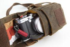National Geographic Bag for x100 by garycruz, via Flickr