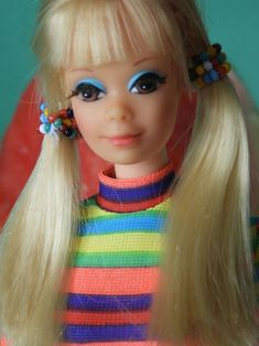 From the collection of Jessica M. Play Barbie, Barbie And Ken, Malibu Barbie, Poppy Parker, New Dolls, Vintage Barbie Dolls, Barbie Friends, Barbie World, Hello Dolly