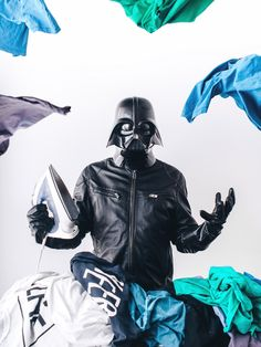 Damn it! by Darth Vader on tookapic