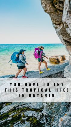 Ultralight Backpacking, Backpacking Tips, Hiking Tips, Camping And Hiking, Lightweight Sleeping Bag, Lightweight Tent, Canada Destinations, Canadian Travel, Ontario
