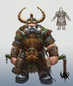dwarf armor - Google Search