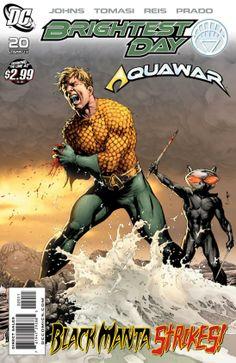Aquaman & Black Manta by Ivan Reis