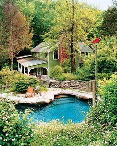 Vintage Farmhouse: Helena Christensen