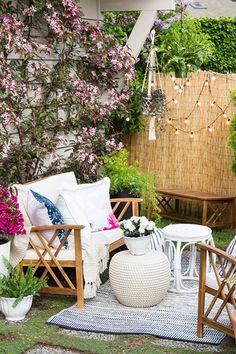 Tons Of Textiles. Home Garden DesignPatio DesignOutdoor ...