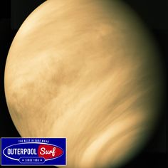Did you know? Venus is the second planet from the Sun and is the second brightest object in the night sky after the Moon. #Interesting #Venus #DidYouKnow