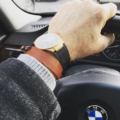 Monday morning drive. #maison630 #madeincanada #handmade #montreal #travel #bracelet #car #drive #menstyle #mensstyle #menswear #mensfashion #fashion #style #dapper #accessories #handcrafted #outfit #madeincanada #canada #travelinstyle #wood #horween #leather #leathergoods Montreal Travel, Monday Morning, Travel Style, Dapper, Menswear, Action, Canada, Mens Fashion, Bracelet