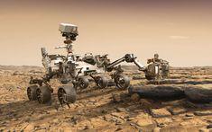 Sur les pas de Curiosity, qui roule toujours dans le cratère Gale, la Nasa a commencé la construction du rover Mars 2020. Sa mission sera de chercher des traces d'une vie disparue. Il ressemble à...