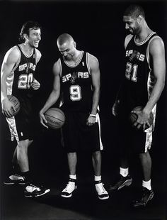 The real big three - Spurs