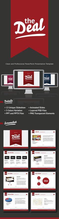 DesignMonsters Powerpoint Presentation Template Powerpoint - animated power point template
